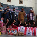 Dinsos Tebo Terima bantuan 100 Paket Sembako Penyaluran Balai Alyatama Jambi