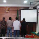"""Perkara Wanprestasi Piutang Pilkada Tebo, Sukandar : """"Saya tidak pernah menjanjikan apapun"""""""