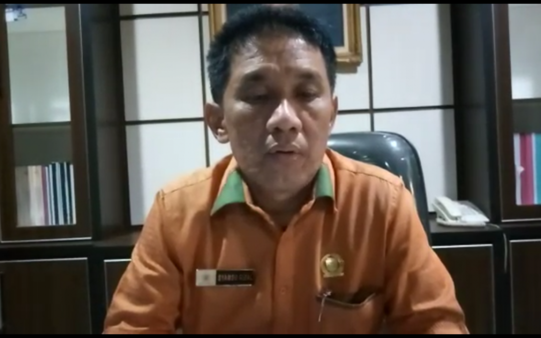 """DPRD Tuding Stockpile Illegal, Dinas PTSP """"Tutupi Borok"""" PT. NAR di Rantau Api ?"""