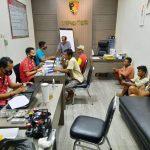 Pekerja PETI Mangunjayo di Tangkap