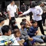 Polisi Dalami Oknum Penunggang Aksi Pelajar di Gedung DPRD Kota Jambi