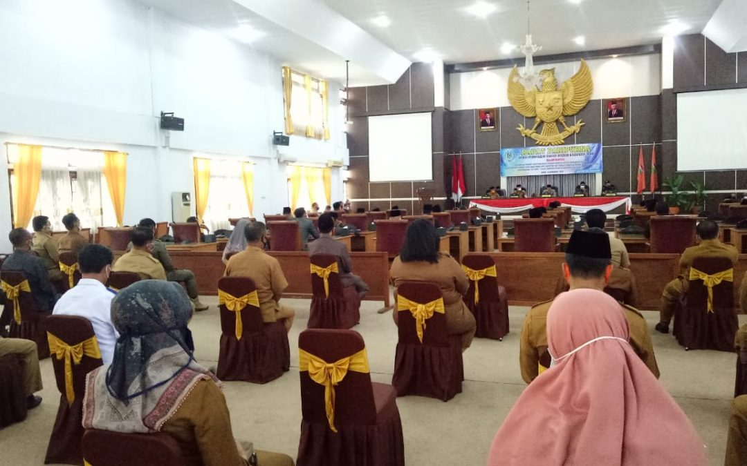 Dewan Minta Bupati Tebo Kongkritkan Keluarkan Pematang Sapat Dalam HGU PTPN 6