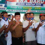 Al Haris : Kalau warga Jawa ingin wakil gubernur warga Jawa, ini sudah waktunya