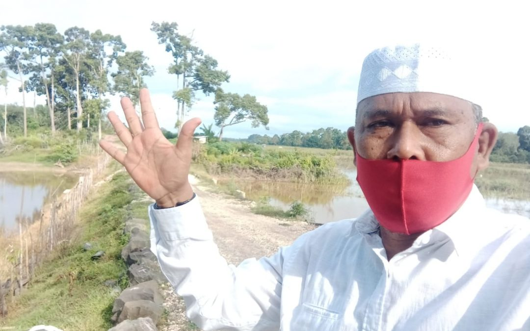 Hamim Apresiasi Aksi Baksos Karang Taruna Tuo Ilir Bantu Warga Terdampak Banjir