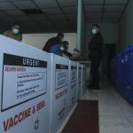 Tiba di Jambi, Lusa Vaksin COVID Sinovac Didistribusikan ke kabupaten/kota