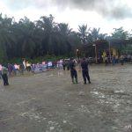FSPTI Tebo Demo di PMKS unit Usaha Rimbo Dua, PTPN 6 Jambi