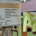 Disorot, Proyek Pembangunan Posyandu Delima Wirotho Agung