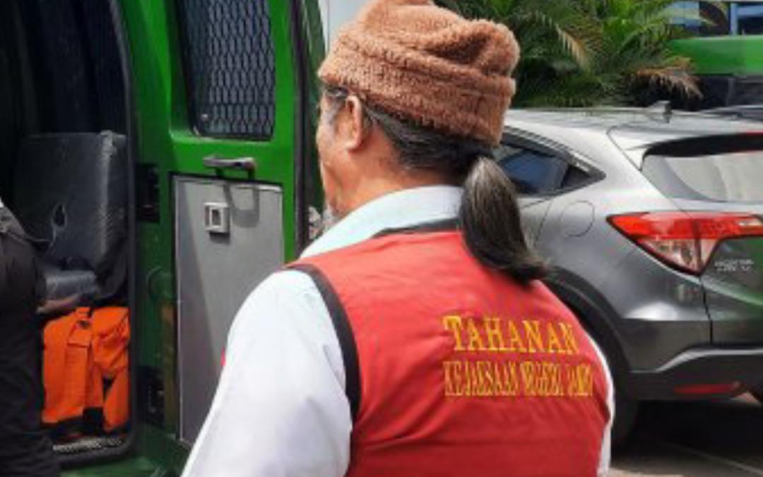 4 Tahun Buron, DPO Kasus BBM Illegal di Tangkap Tabur
