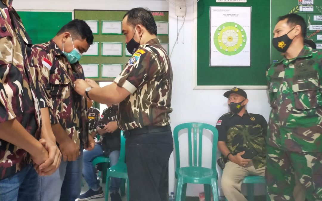 GM FKPPI Perkuat Silaturahmi Bentuk Rayon di Kota Jambi