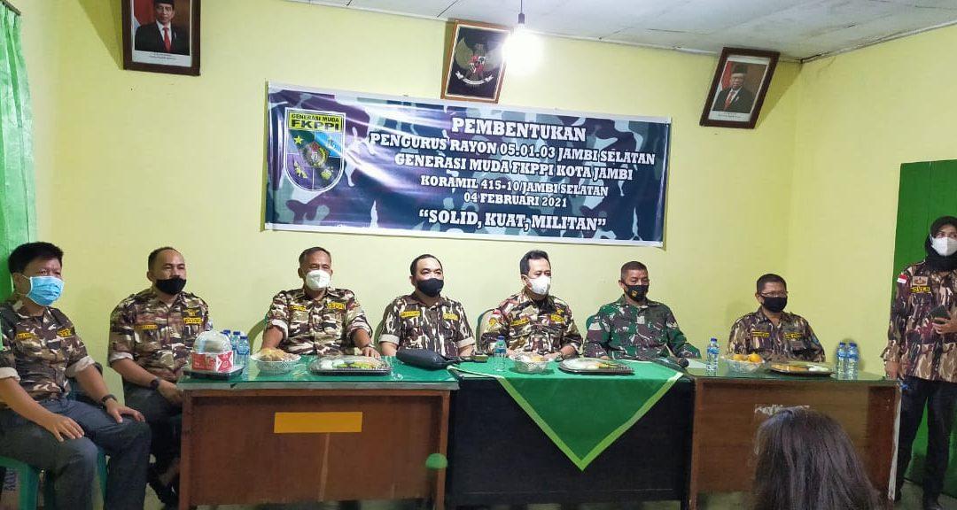 GM FKPPI Kota Jambi Beri Waktu Deadline 14 Hari
