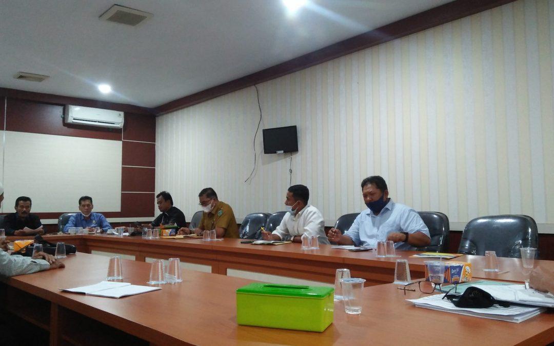 Komisi III DPRD Tebo Presure PT. SMS Sharing Biaya Perbaikan