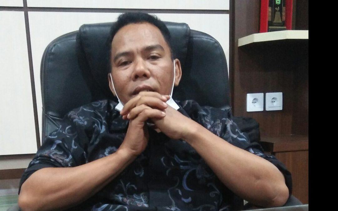 Ketua DPRD Ingin PT. SMS Teken MoU Tanggungjawab Penggunaan Jalan Pemda