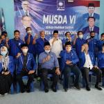 Musda DPD PAN Tebo, Syamsuri Al : Ketua DPD PAN TEBO tergantung putusan DPW provinsi Jambi