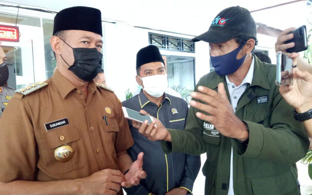Bupati Sukandar Ingin Pertahankan Putusan PN Terkait Gugatan Rekonvensi RSUD STS