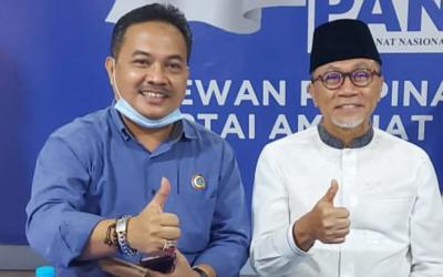 Hamdi Ketua DPD PAN Kabupaten Tebo