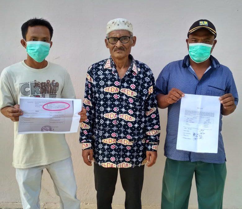 Sekdes Teluk Langkap di Tengarai Manipulasi Nama Anggota BPD Terpilih