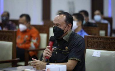 Pemkab Tebo Dapatkan Apresiasi Pj. Gubernur Jambi Pemberian Vaksin Lansia