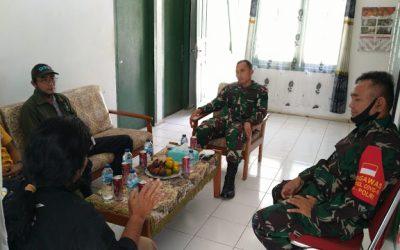 Dandim 0416/Bute Jalin Sinergitas Dengan Wartawan di Tebo