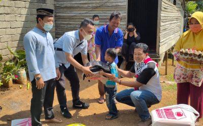 JOIN Bungo Bakti Sosial, Yatim dan Warga Tak Mampu