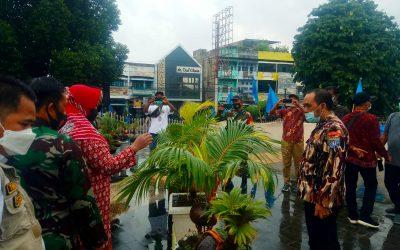 Kodim 0415 & GM-FKPPI Dukung Pameran BKJ Di Jambi