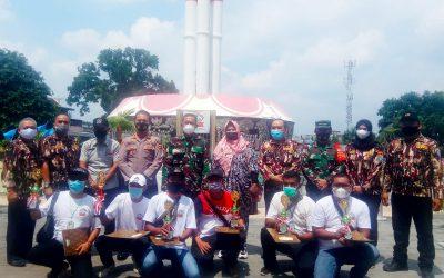 GM-FKPPI Jambi Tutup Kontes Bonsai Kelapa Dan Ziarah Ke Makam Pahlawan
