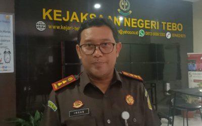 Kejari Tebo Cium Aroma Dugaan Korupsi Proyek Jalan Padang Lamo